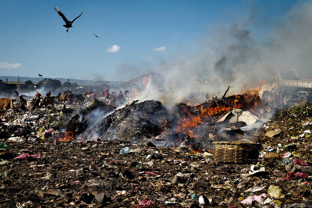 land pollution in ibadan Environmental quality of moniya community in ibadan, oyo state nigeria with a view to  which may include pollution, high land value, poor planning leading to poor.